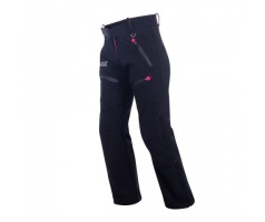 NOHAVICE DAX LADY soft-shell pants, made of Soft-shell fabric with lining, Protector, B/Pink