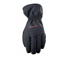 Rukavice FIVE All WEATHER LONG Black/Red