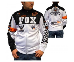 Mikina FOX Covert Track Jacket