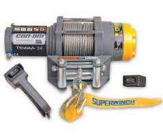 Can-Am navijak TERRA 35 SUPERWINCH