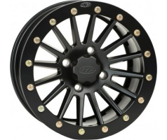 ITP SD SERIES BEAD LOCKS BLACK OPS 12x7 (5+2) 4x110